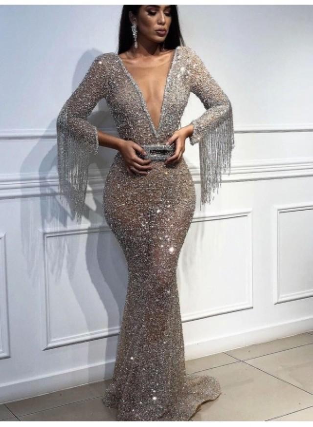 wedding photo - Luxus Abendkleider Lang