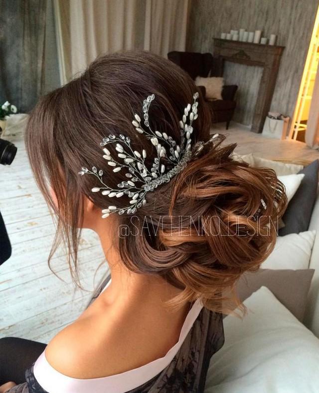 wedding photo - Bridal hair accessories