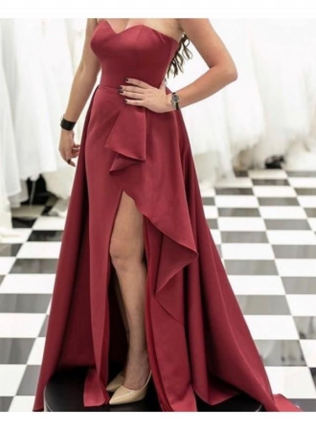 wedding photo - Elegante Abendkleider Lang Günstig