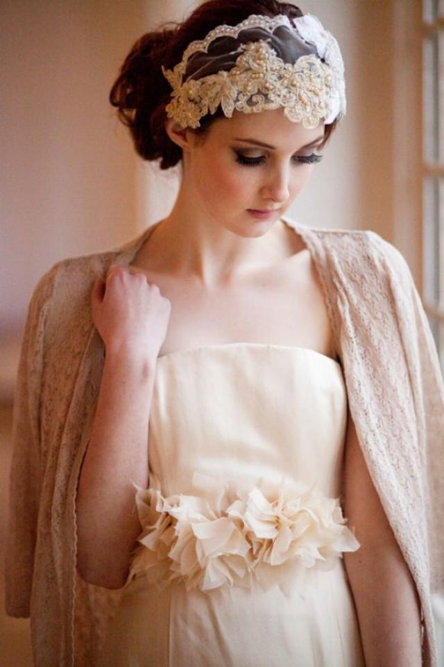 Aisle Style:Keep Cozy With Bridal Cardigans!
