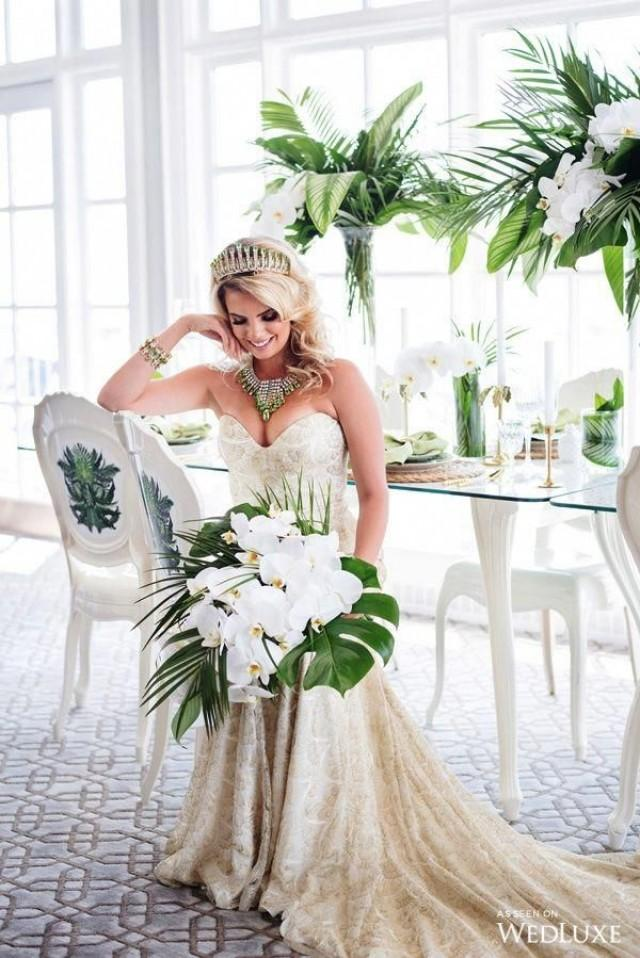 WedLuxe– Palma Dolce