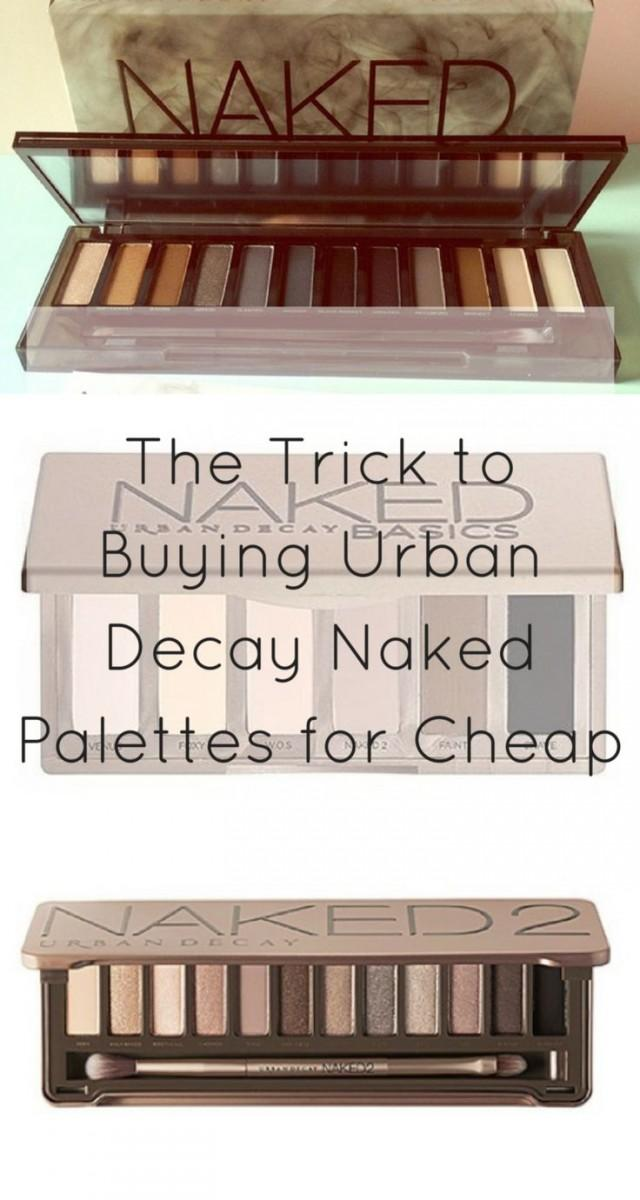 On A Budget, But Want To Look On Point This Holiday Season? Find Great Deals On Your Favorite Make Up Brands, Like Urban Decay, …