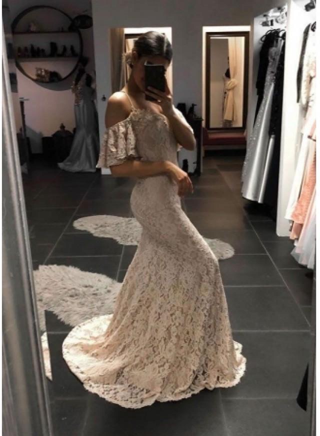 wedding photo - Schlichtes Abendkleid Günstig