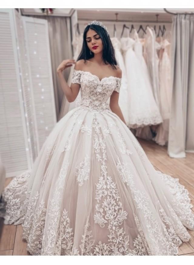 wedding photo - Luxus Brautkleider Prinzessin