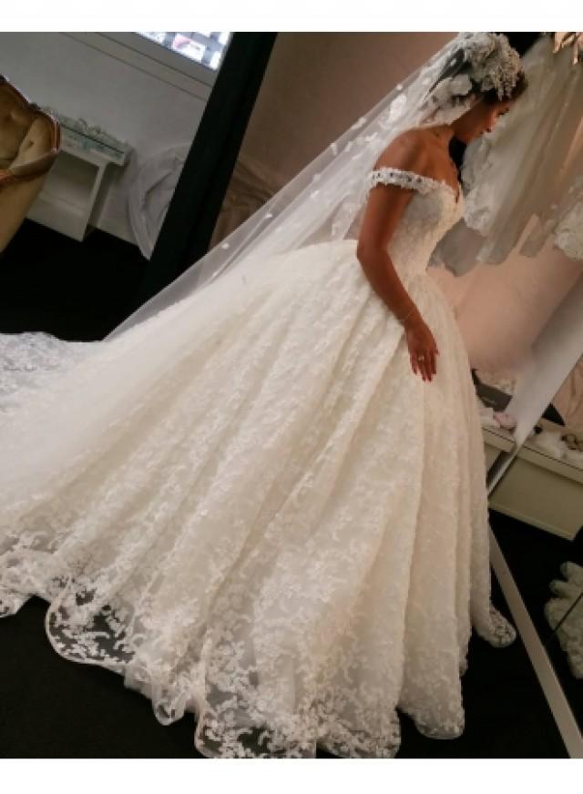 wedding photo - Fashion Spitze Brautkleider Online