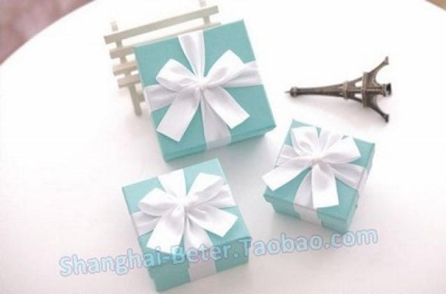 wedding photo - BeterWedding Wedding Favor Box TH040