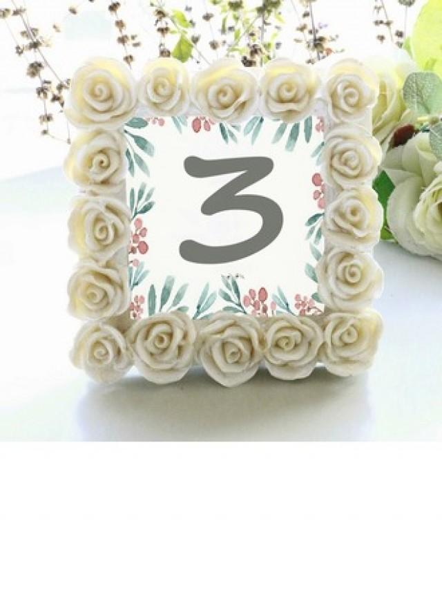 wedding photo - BeterWeding Square Resin Photo Frame   http://Shanghai-Beter.Taobao.com