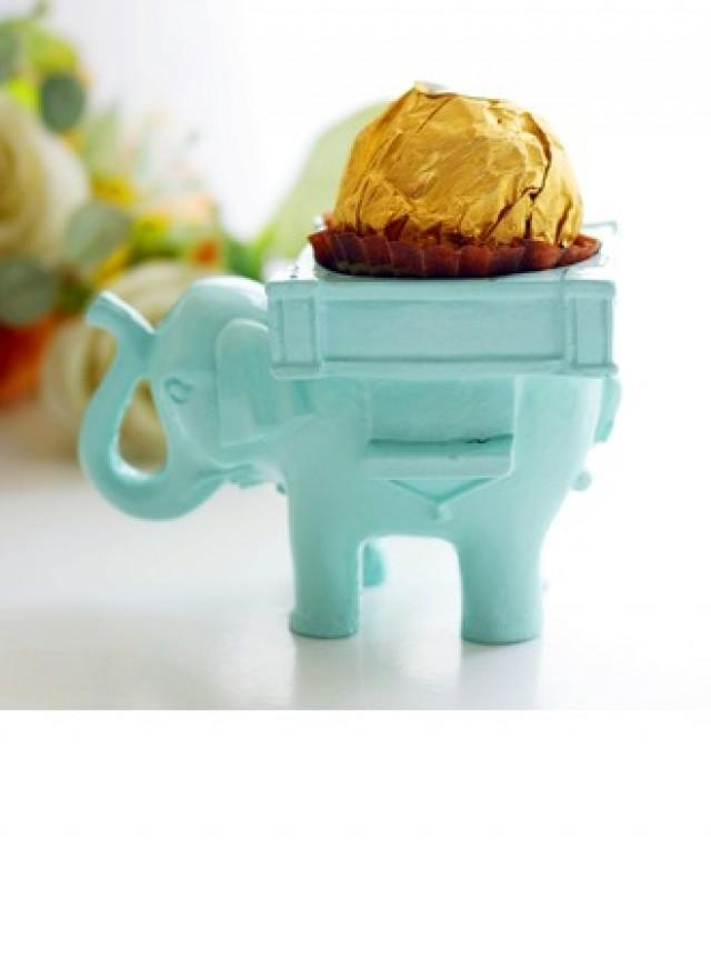 wedding photo - BeterWedding Tiffany Blue Wedding Favor Box  http://Shanghai-Beter.Taobao.com
