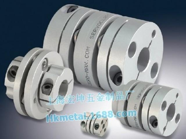 wedding photo - CNC flexible shaft coupling Torsionally Rigid Steel Coupling
