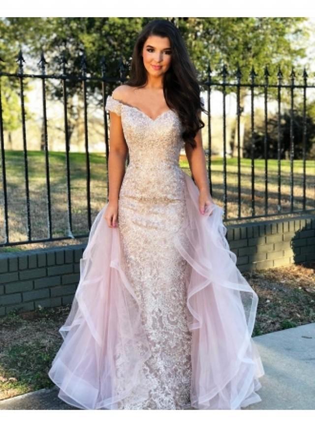 wedding photo - Designer Abendkleider Lang Günstig