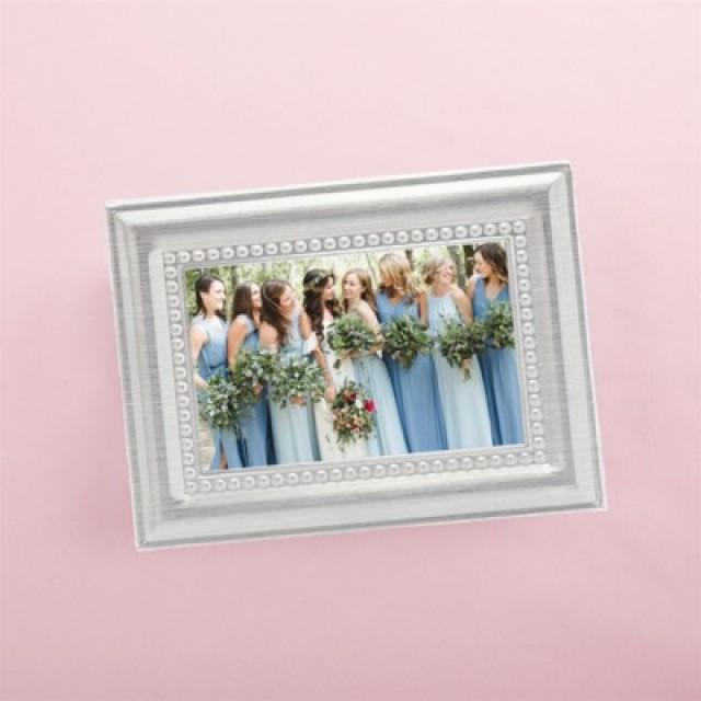 wedding photo - 婚禮小物高端派對餐盤桌卡小相框DIY宴會擺設餐桌席位夾台卡WJ015