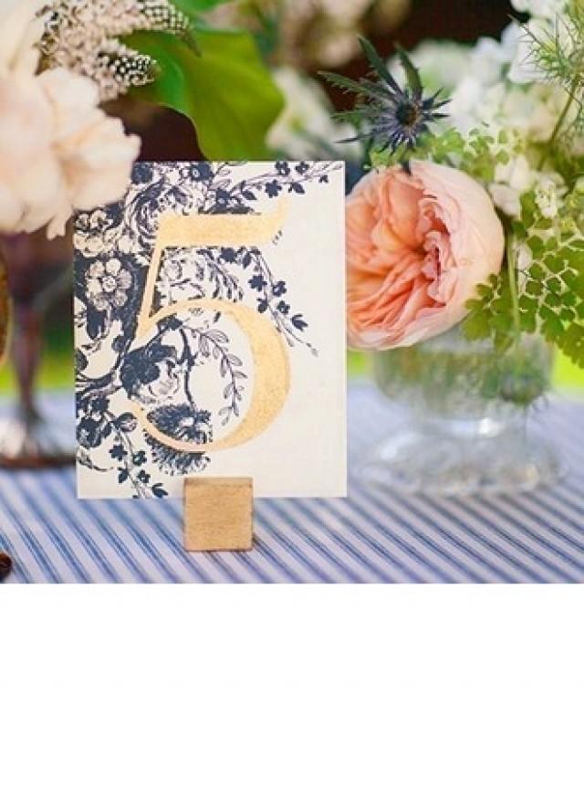 wedding photo - #beterwedding Beautiful Pretty Wooden Place Cards
