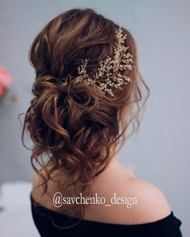 wedding photo - Hair pieces for wedding