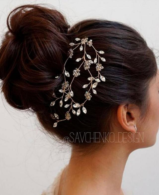 wedding photo - Beach wedding hair accessories bride