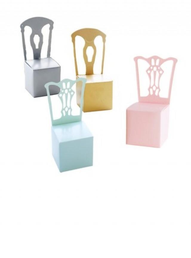 wedding photo - Charmant/Design de chaise Haute qualité de papier Cadeaux Creative #beterwedding