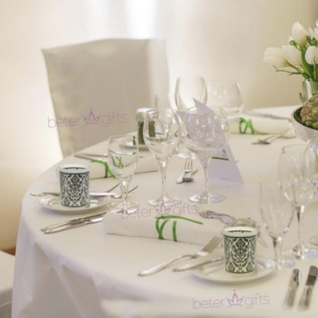 wedding photo - #beterwedding 回禮紀念品Merry Christmas玻璃燭臺蠟燭杯玻璃杯燭臺伴手禮LZ016