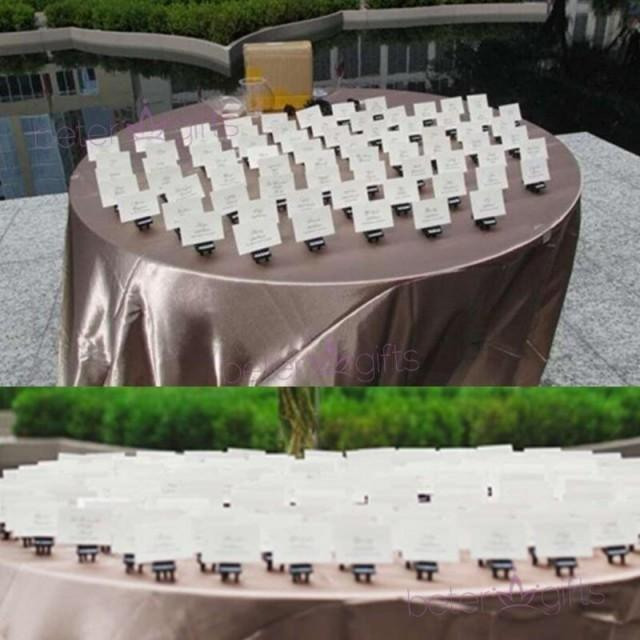 wedding photo - Thank You Place Holders Wedding Accents decoration SZ042