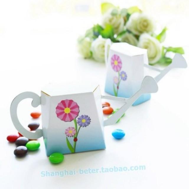 wedding photo - #婚禮小物 品Door Gifts糖果盒餐桌佈置派對裝飾品盒子TH010 #婚宴佈置