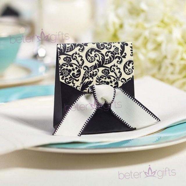 wedding photo - 咖啡喜糖盒子紙盒 #異國風 結婚糖盒婚禮糖果包裝禮盒 #婚慶用品 TH013 #beterwedding