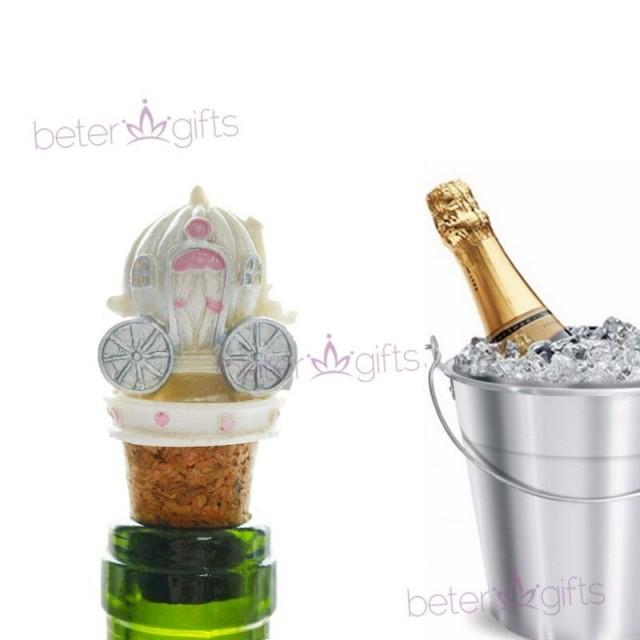 wedding photo - Happily Ever After Bottle Stoppers Bachelorette Party favor SZ033 #bottlestopper #winetool #partysouvenirs