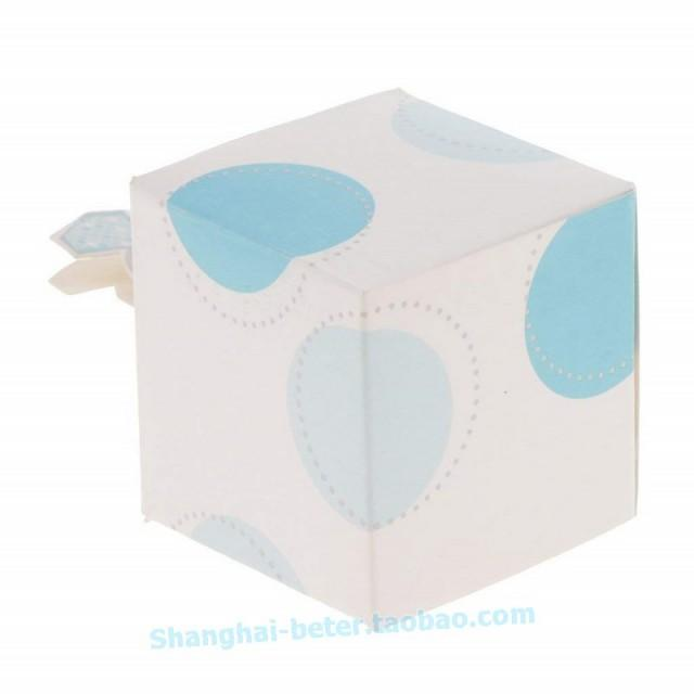 wedding photo - BeterWedding Baby Favors birthday Candy Boxes Spring Wedding TH019