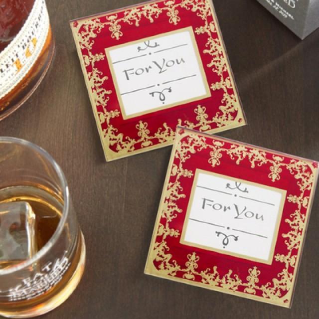 wedding photo - BeterWedding结婚回礼小礼品和风小物友情纪念品女朋友杯垫伴手礼BD014
