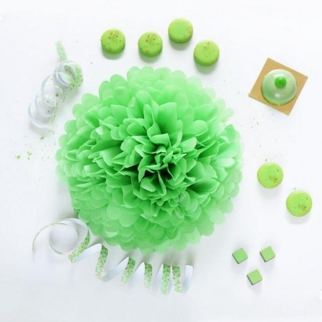 wedding photo - #SummerWedding #diyDecoration Event Tissue Pom Pom Flowers #beterwedding ZH037