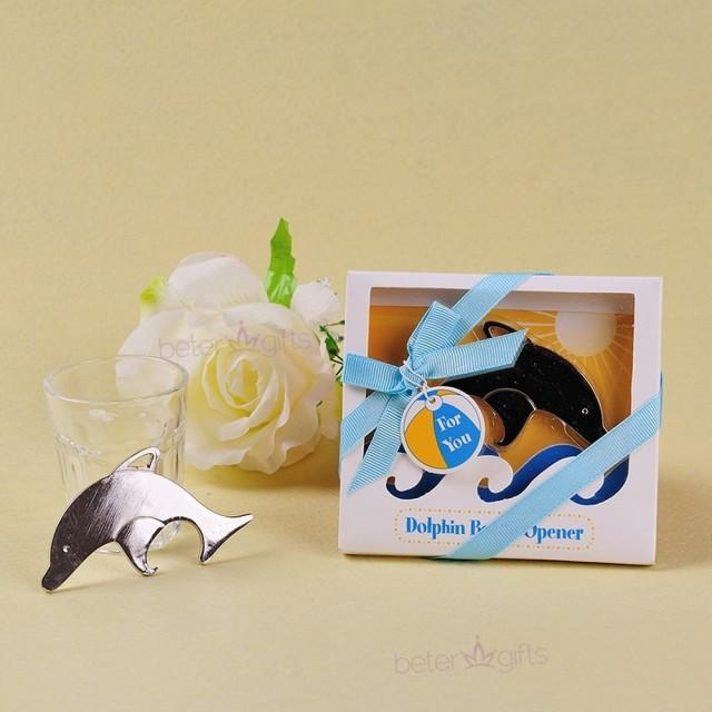 wedding photo - Baby Birthday #BottleOpener Ocean Park RSVP Party WJ052 #beeropener #beterwedding