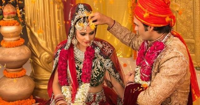 wedding photo - The Pristine beauty of an Indian Bride