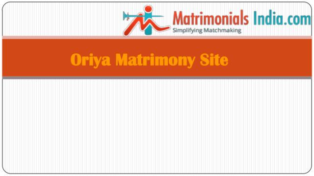 wedding photo - Oriya Matrimony Marriage