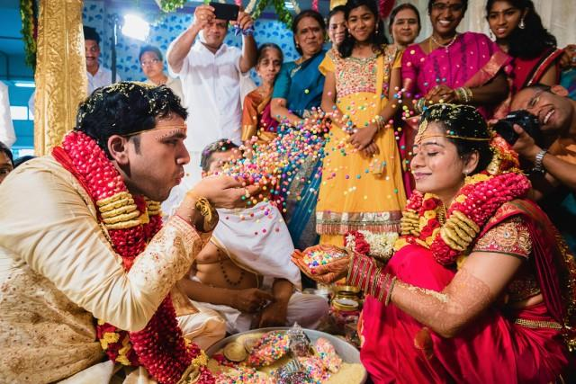 wedding photo - Beautiful Customs And Traditions Of The Energetic Ezhava Weddings In Kerala