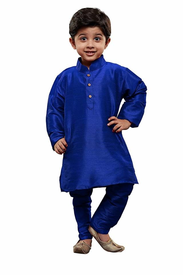 Indian Traditional Kurta Pajama for kids Boys