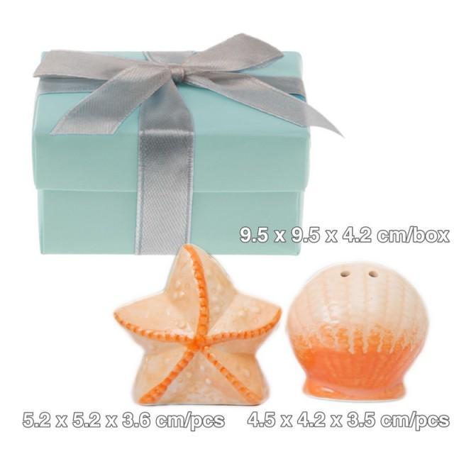 wedding photo - #beterwedding Birthday Gifts Table Decor Cheap Salt Shakers Souvenir TC001