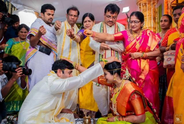 wedding photo - Telugu Brahmin Matrimony - 100% Secure and Safe Search for Bride and Groom