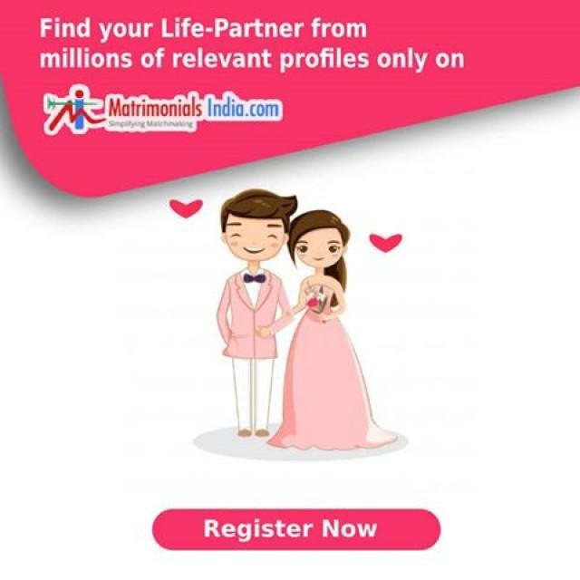 wedding photo - Searching for a Good Life Partner? Matrimonial Websites Will Help