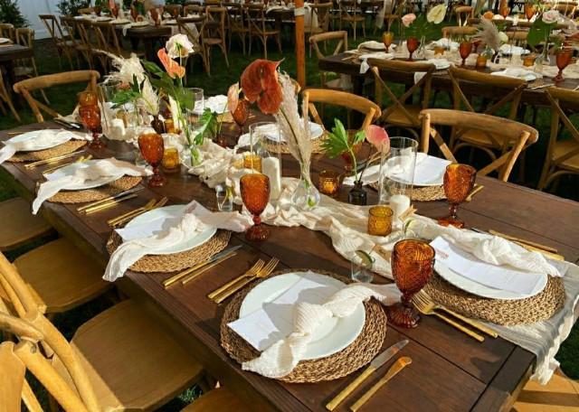 Ivory wedding Gauze table runner table centerpiece cheesecloth runner сервировка стола winter wedding wedding decor watercolor centerpiece