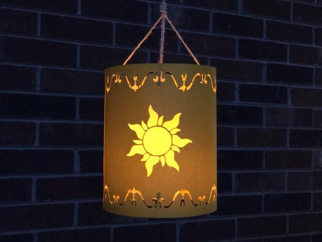 The Original Tangled Lantern