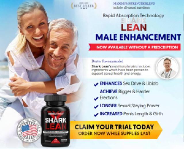 Shark Lean Male Enhancement Pills Reviews: Don't Buy Nitric Oxide Booster? - Financial Market News