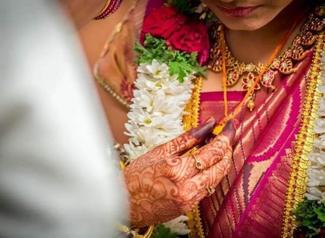 wedding photo - Add Some Exciting Twists to the Amazing Nadar Wedding Customs To Make it More Alluring