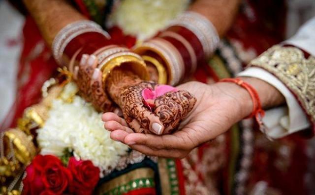 wedding photo - The Great Gujarati Matrimony Culture