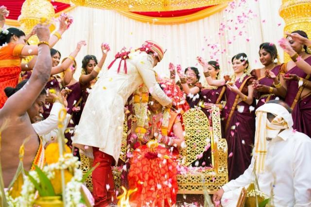 wedding photo - Exotic Rituals and Nuisances related with Chennai Reddy Matrimony
