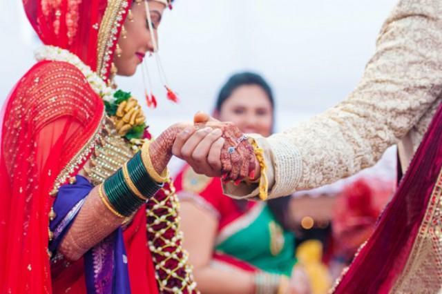 wedding photo - What Are The Wedding Rituals Of Maratha Brahmins?
