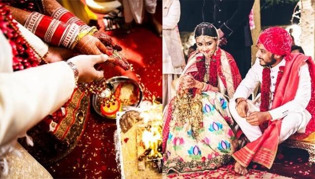 wedding photo - A worldly affair of a Jain Wedding