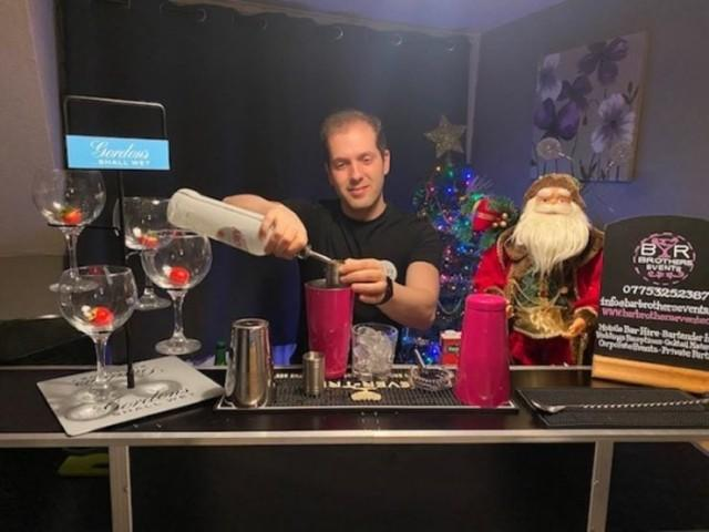 wedding photo - Virtual Cocktail Masterclass for Your Home Happy Hours