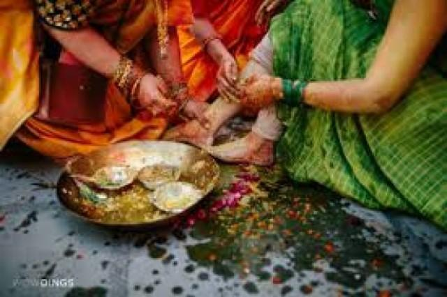 wedding photo - What are the rituals involved in a Garhwali wedding? - ArticleTed - News and Articles