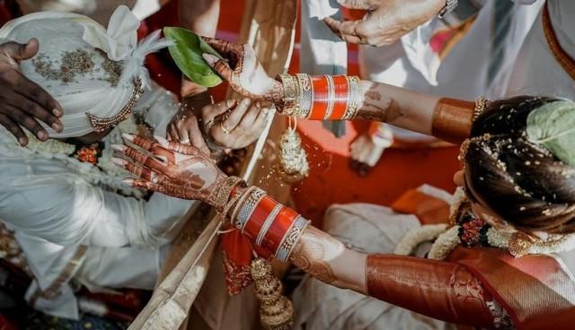 wedding photo - What Are The Rituals Found In Kannada Wedding?