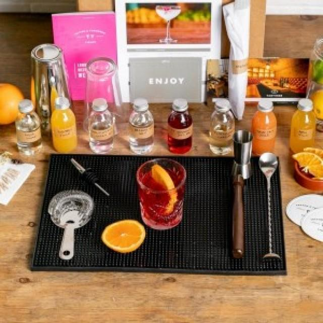 wedding photo - Enrol for Virtual Cocktail Making Course to Become a Professional Bartender