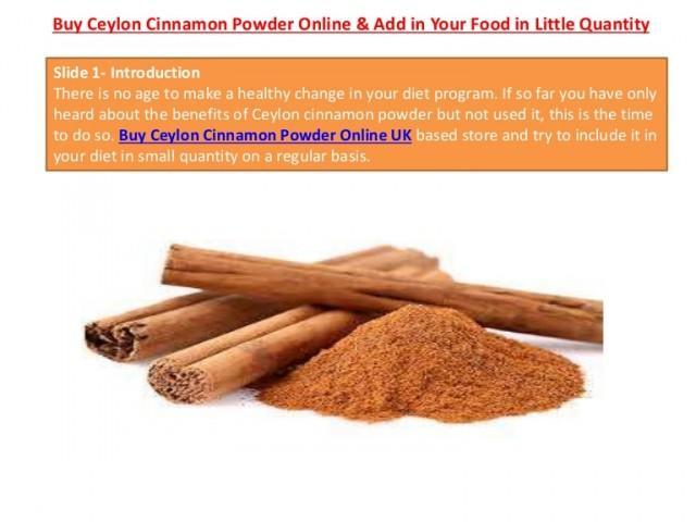wedding photo - Buy Ceylon Cinnamon Powder Online & Add in Your Food in Little Quanti...