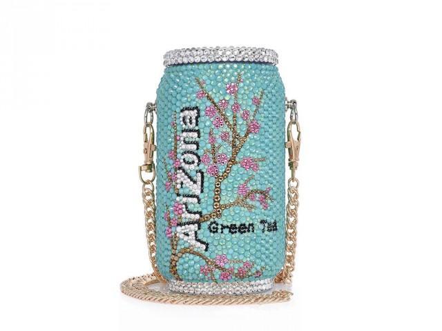 Fashionable and Bling Arizona Tea Clutch - Bridal / Bridesmaid / Wedding Clutch / Evening bag - wedding prom festival fashion party