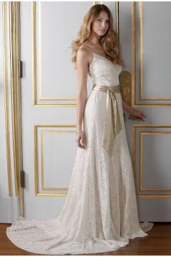 Lace Wedding - Lace Wedding Dresses #796462 - Weddbook